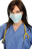 Egészségügyi szakember maszk