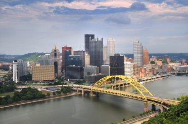 Pittsburgh Skyline During Daytime