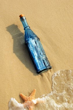 Bottle and Starfish