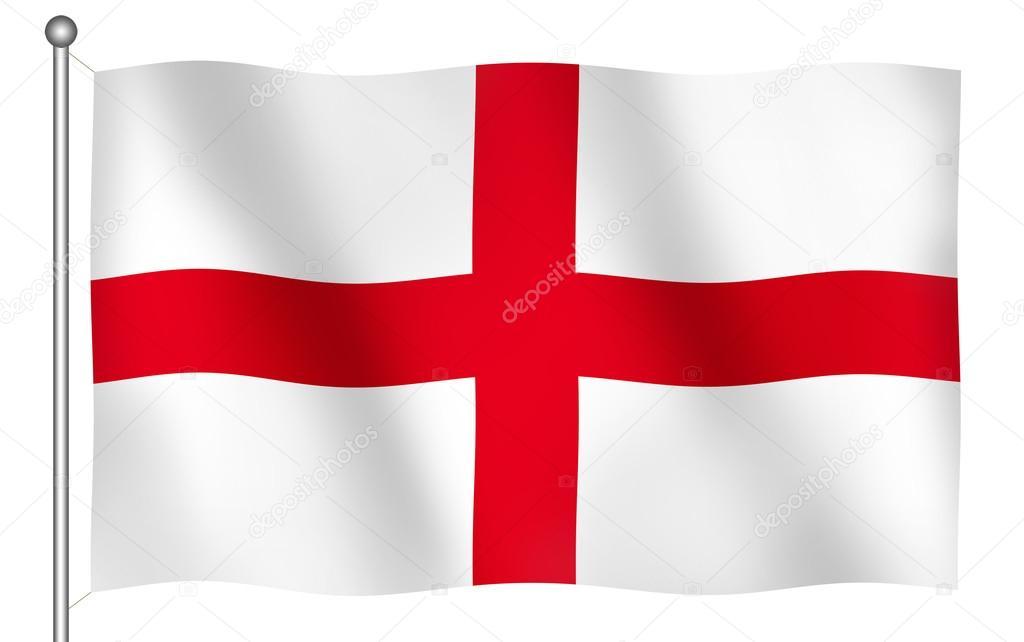 Флаг святого георгия