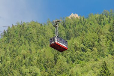 Chamonix - Cable Car