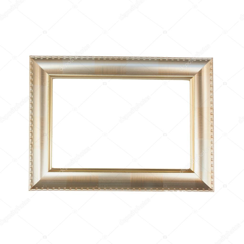 Gold Farbe Rahmen — Stockfoto © chayathon #29991635