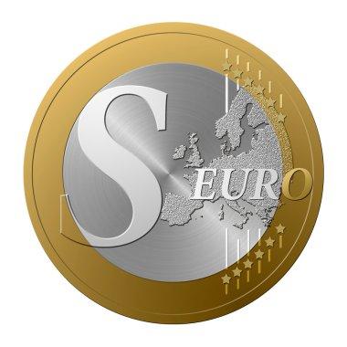 Euro font S