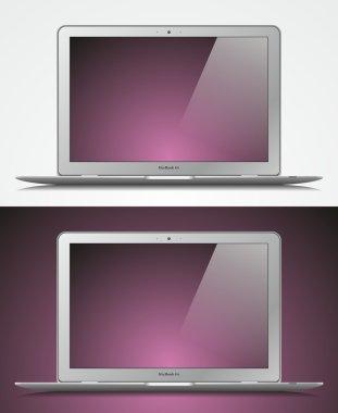 Apple MacBook Air vector