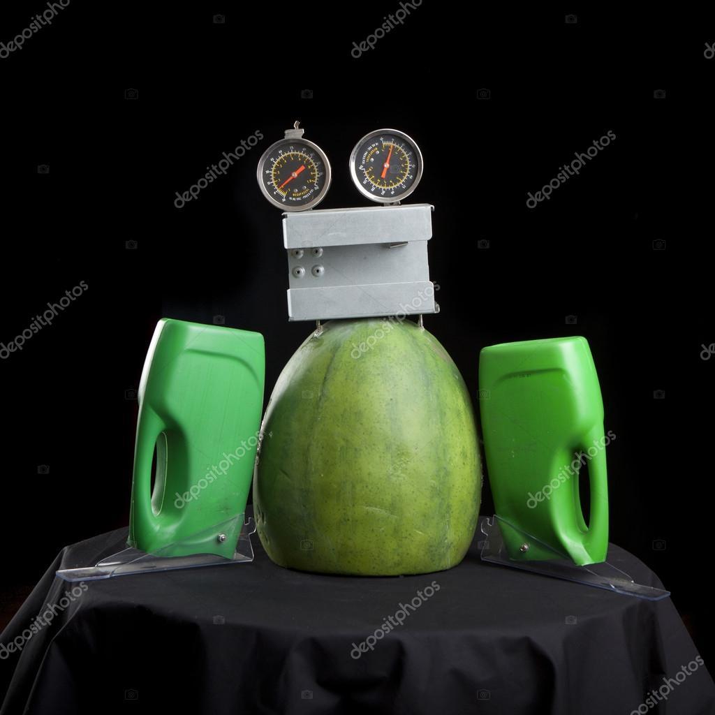 Robot Hechos Lindo De BasuraReciclaje Divertido Juguete Ib6yf7gvYm