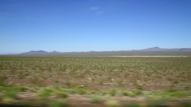 jízdy přes poušť