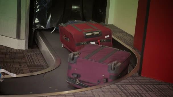 letiště zavazadel