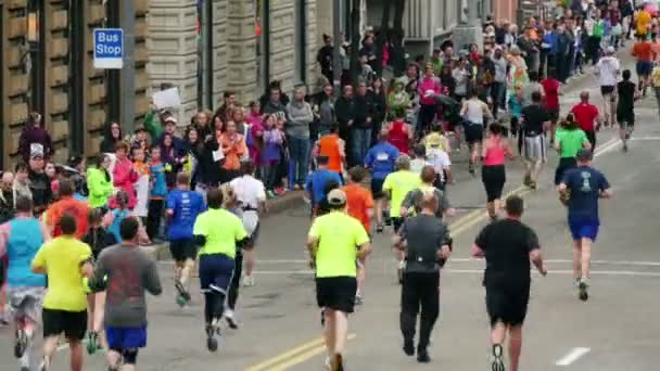 Pittsburgh Marathon Runners