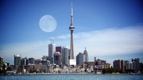 Panorama Toronto, Kanada