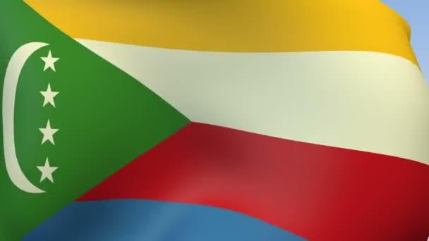 Komorská vlajka