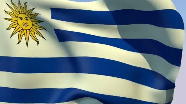 Vlajka Uruguaye
