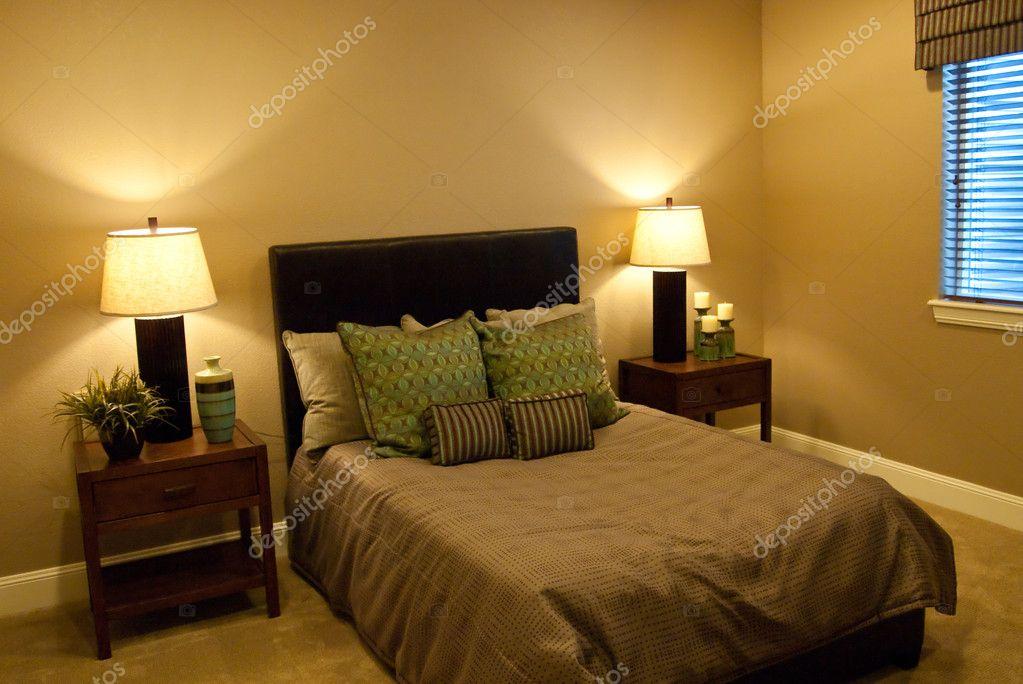 Keller-Schlafzimmer — Stockfoto © corareed #13140453