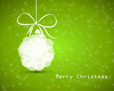 green card Marry Christmas