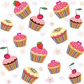 Vzor bezešvé dort