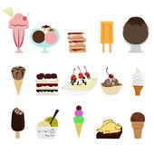 Zmrzlinový set