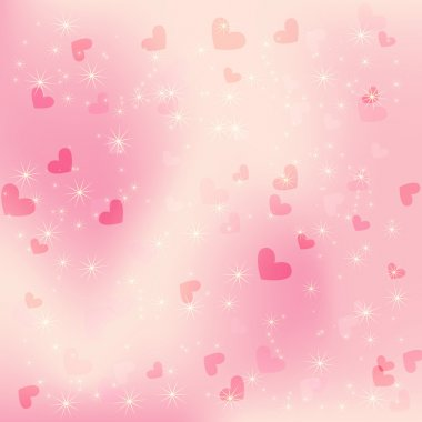 Valentine's day backgrounds with hearts