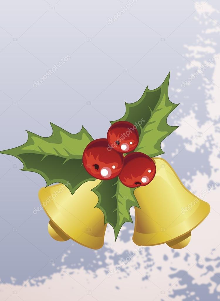 Christmas Bells Clip Art U2014 Stock Vector
