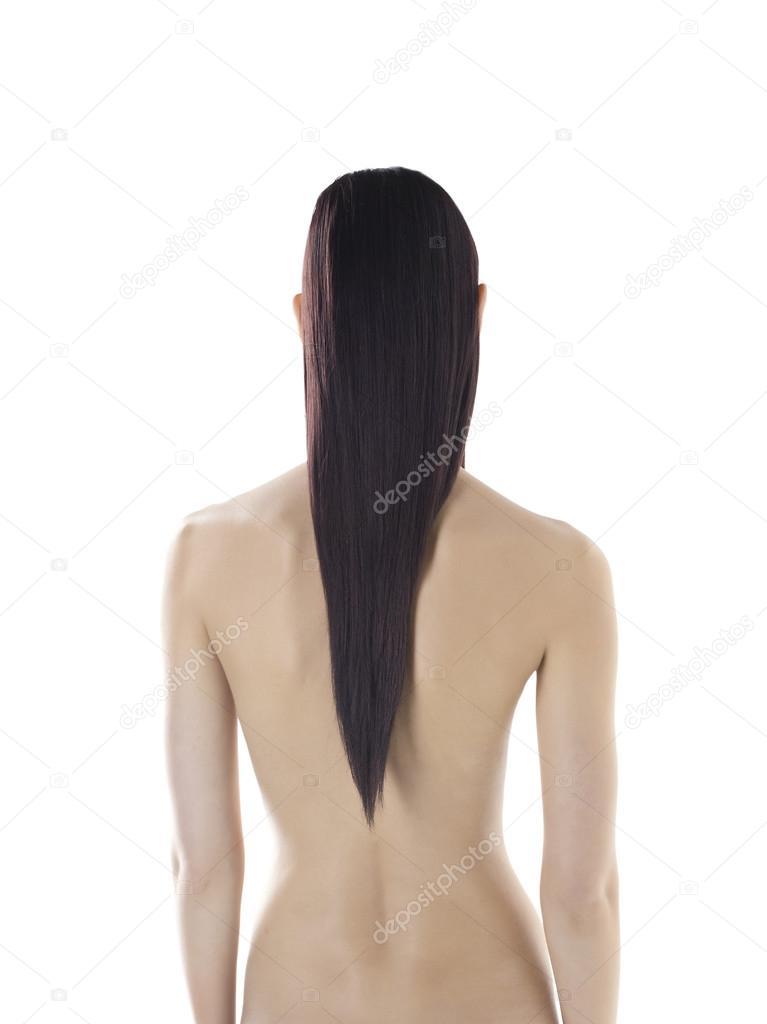 Ασιατικό γυμνό μοντέλο