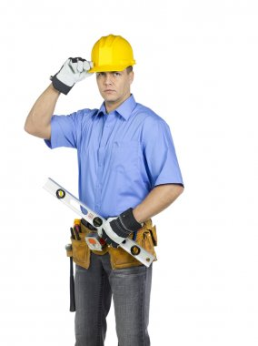 male foreman