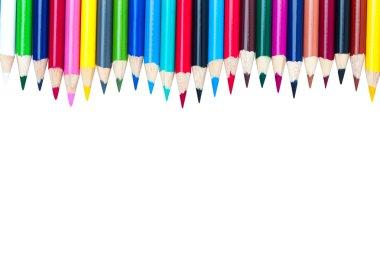 mixed crayons