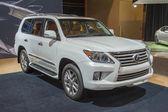 2014 lexus ls suv vůz bílé