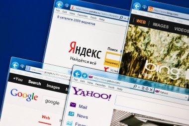 Open SEO site Yandex, Google, Bing, Yahoo