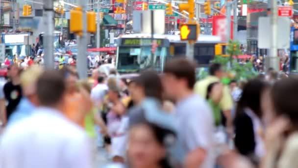 dav na time square, new york city