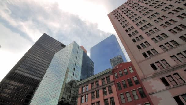 Time lapse, Financial District
