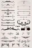 prvky dekorativní ornamenty
