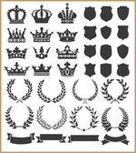 Fotografie věnce a koruny