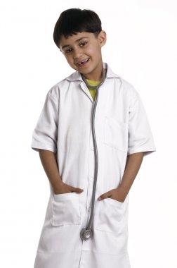 Boy doctor