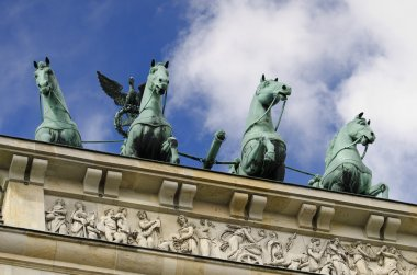 Horses of Brandemburg