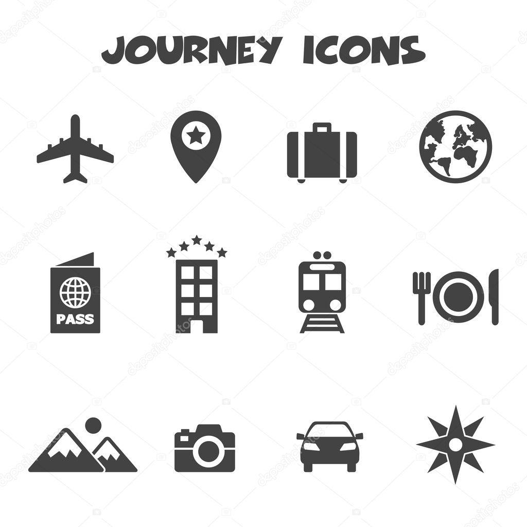 journey icons
