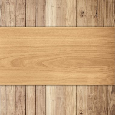 Wood texture background with space for text