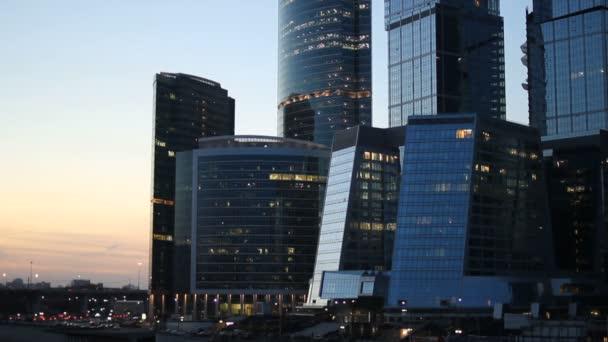 Moscow City skyscraper