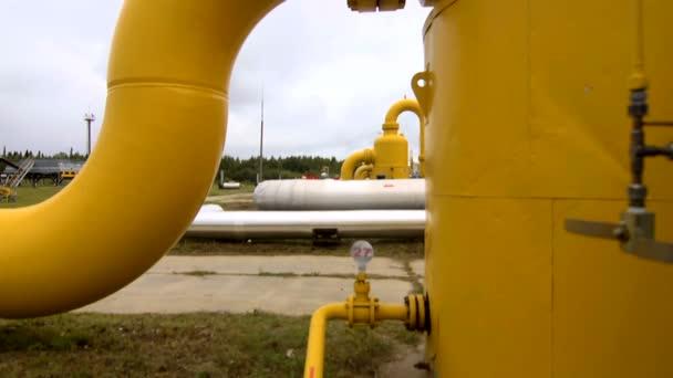 Gas oil plant