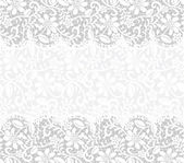 Fotografie Card with lace fabric background