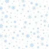 Fotografia fiocchi di neve sfondo