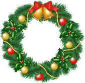 ghirlanda di Natale