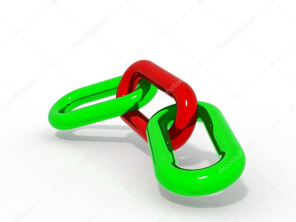 Chain 3d image