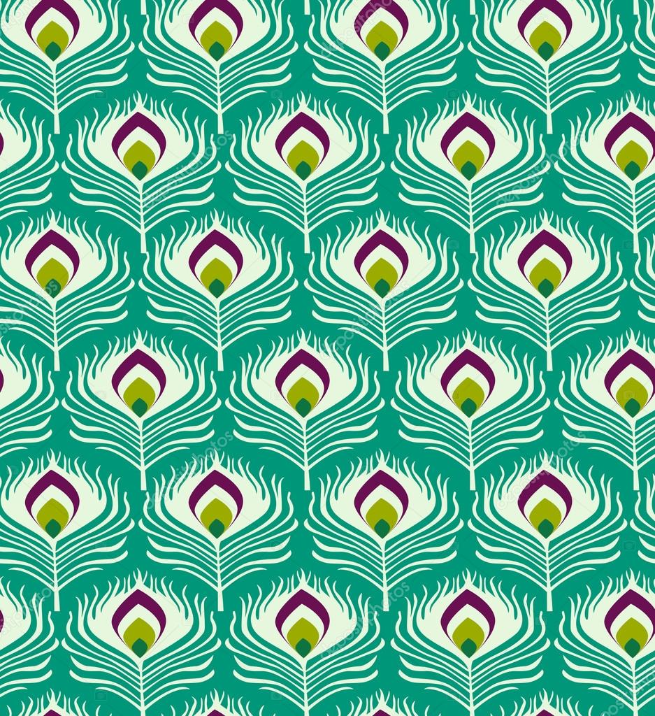 blue and green animal print backgrounds