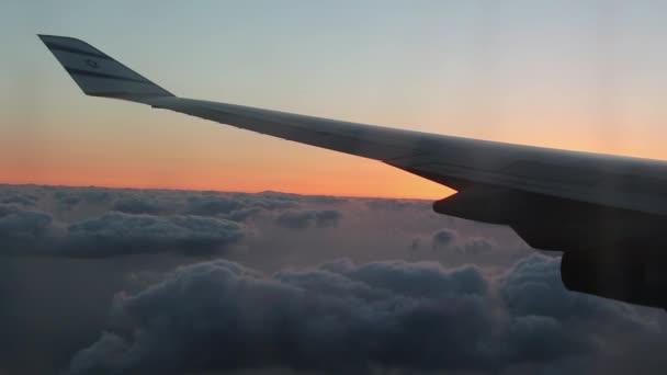Düsenflugzeugflügel