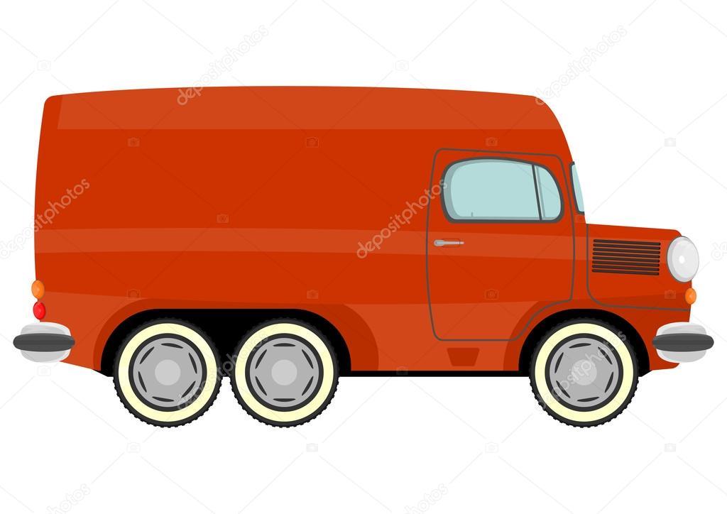 Auto di cartone animato — vettoriali stock norsob