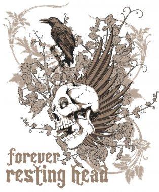 Forever resting head