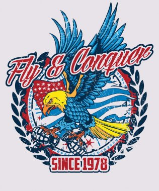 Fly and conquer