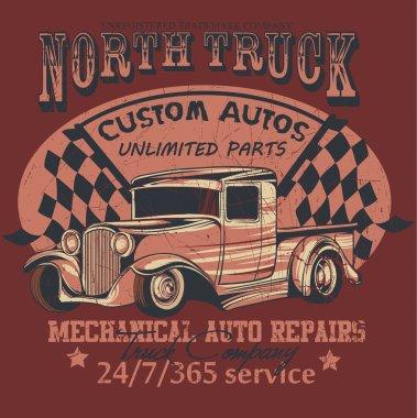 North truck