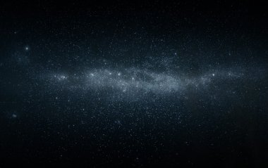 Milkyway starfield