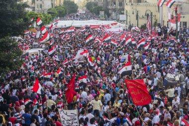 Egyptian Protest Against Morsy