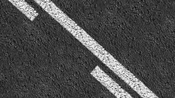 jízdy po ulici - hd smyčka,