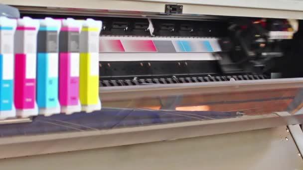 Širokoformátová tiskárna plotru